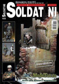 Soldatini №102 2013