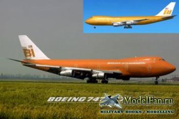 Boeing 747-127 Braniff International [Kouichi Kiyonaga - Edison]