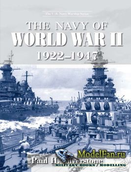 The Navy of World War II 1922-1947 (Paul Silverstone)