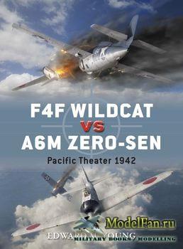 Osprey - Duel 54 - F4F Wildcat vs A6M Zero-sen