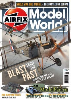 Airfix Model World - Issue 36 (November 2013)