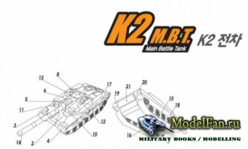 K2 Main Battle Tank