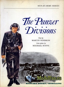 Osprey - Men-at-Arms 24 - Panzer Divisions 1939-1945