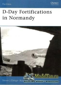 Osprey - Fortress 37 - D-Day Fortifications in Normandy