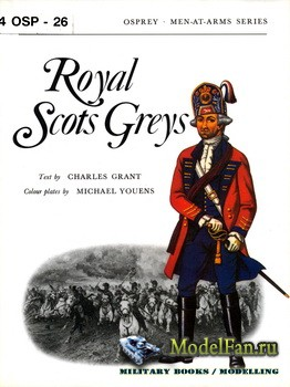 Osprey - Men-at-Arms 26 - Royal Scots Greys