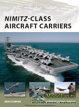 Osprey - New Vanguard 174 - Nimitz-Class Aircraft Carriers