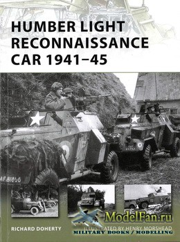 Osprey - New Vanguard 177 - Humber Light Reconnaissance Car 1941-45