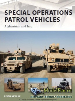 Osprey - New Vanguard 179 - Special Operations Patrol Vehicles. Afghanistan ...