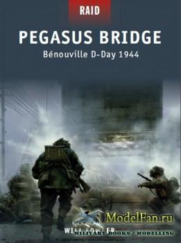 Osprey - Raid 11 - Pegasus Bridge. Benouville D-Day 1944