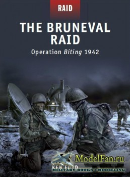 Osprey - Raid 13 - The Bruneval Raid. Operation Biting 1942
