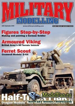 Military Modelling Vol.38 No.11 (September 2008)