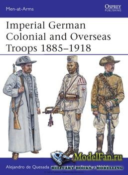 Osprey - Men-at-Arms 490 - Imperial German Colonial and Overseas Troops 188 ...