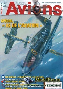 Avions №191 (Январь/Февраль 2013)