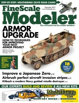 FineScale Modeler Vol.31 №10 (December) 2013