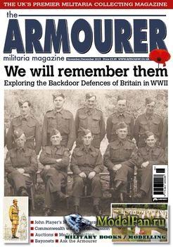 The Armourer Militaria Magazine (November/December 2013)