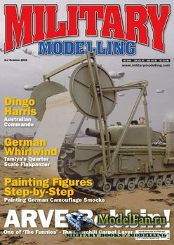 Military Modelling Vol.38 No.12 (October 2008)