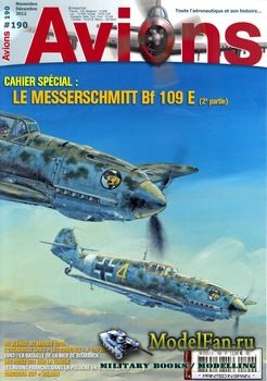 Avions №190 (Ноябрь/Декабрь 2012)