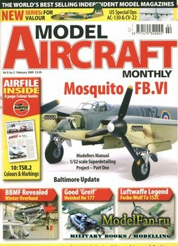 Model Aircraft Monthly February 2009 (Vol.8 Iss.02)