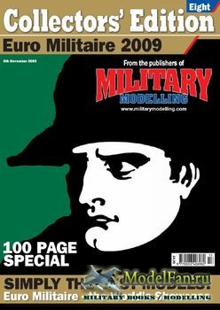 Military Modelling Vol.39 No.13 (November 2009) - Euro Militaire 2009 Special