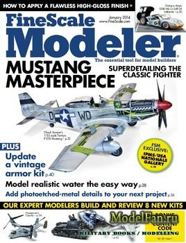 FineScale Modeler Vol.32 №01 (January) 2013