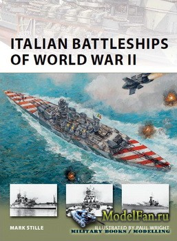 Osprey - New Vanguard 182 - Italian Battleships of World War II
