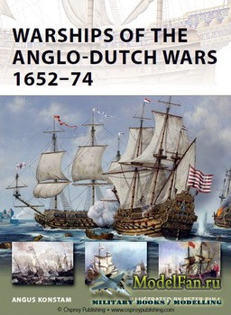 Osprey - New Vanguard 183 - Warships of the Anglo-Dutch Wars 1652–1674