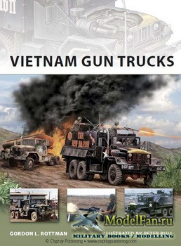 Osprey - New Vanguard 184 - Vietnam Gun Trucks