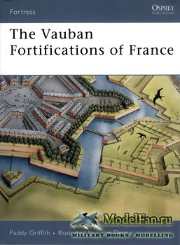 Osprey - Fortress 42 - The Vauban Fortifications of France