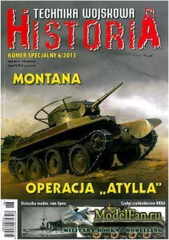 Technika Wojskowa Historia Numer Specjalny №6 2013