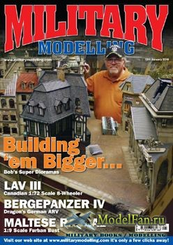 Military Modelling Vol.40 No.01 (2010)