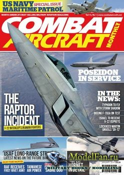 Combat Aircraft Monthly №1 2014