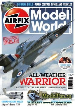 Airfix Model World - Issue 38 (January 2014)