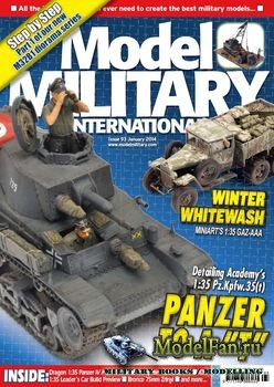 Model Military International Issue 93 (January 2014)
