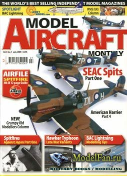 Model Aircraft Monthly July 2009 (Vol.8 Iss.07)