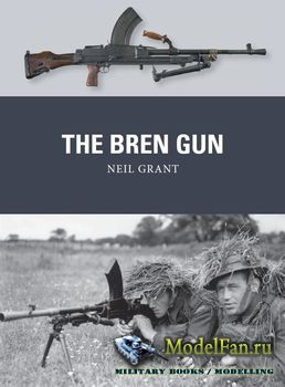Osprey - Weapon 28 - The Bren Gun