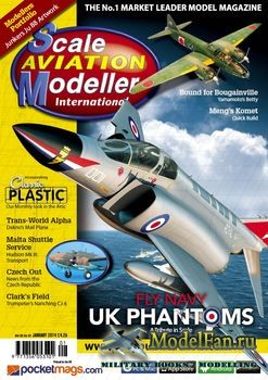 Scale Aviation Modeller International (January 2014) Vol.20 №1