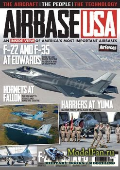 Airbase USA (Air Forces Monthly Special)