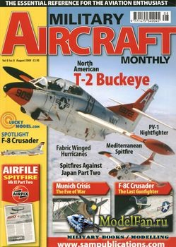 Military Aircraft Monthly August 2009 (Vol.8 Iss.08)