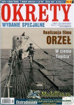 Okrety Wydanie Specjalne №4/2013