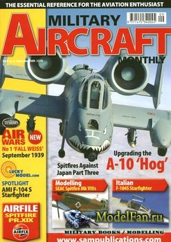 Military Aircraft Monthly September 2009 (Vol.8 Iss.09)
