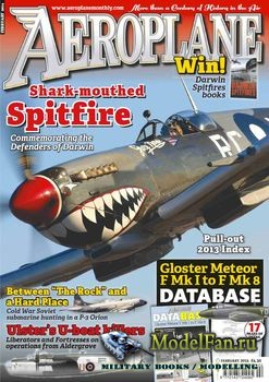 Aeroplane Monthly Magazine (Февраль 2014)
