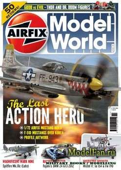 Airfix Model World - Issue 39 (February 2014)