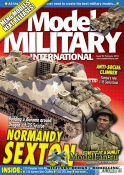 Model Military International Issue 94 (February 2014)