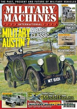Military Machines International №3 2013