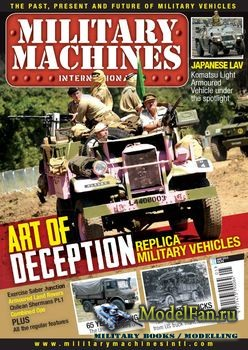 Military Machines International №5 2013