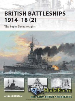 Osprey - New Vanguard 204 - British Battleships 1914-1918 (2)