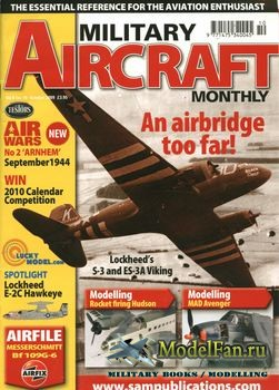 Military Aircraft Monthly October 2009 (Vol.8 Iss.10)