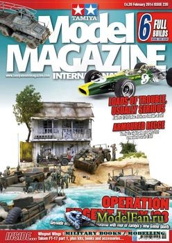 Tamiya Model Magazine International №220 (February 2014)