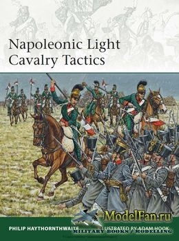 Osprey - Elite 196 - Napoleonic Light Cavalry Tactics