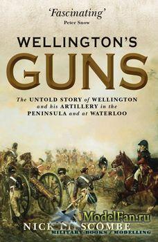 Osprey - General Military - Wellington's Guns